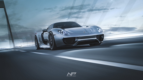 Webinar: Advanced Automotive Rendering in KeyShot | 3D