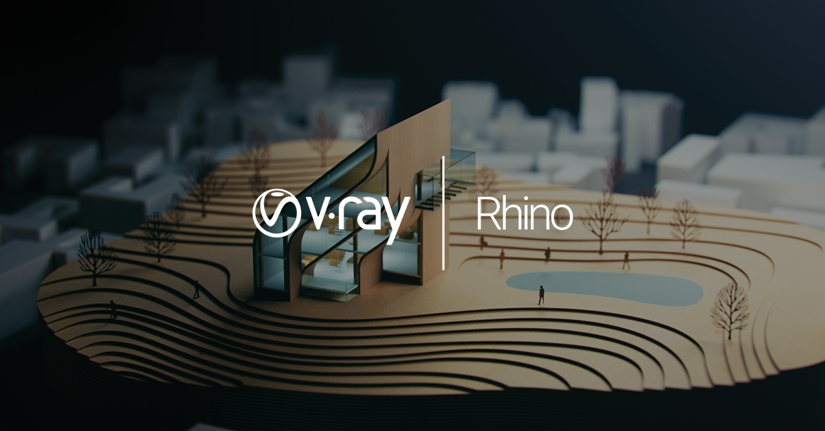 V-Ray for Rhino Now Compatible with Rhino 6! | 3D Design