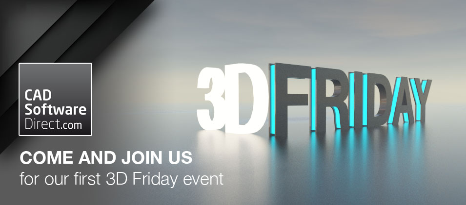 3D Friday - CAD Software Direct