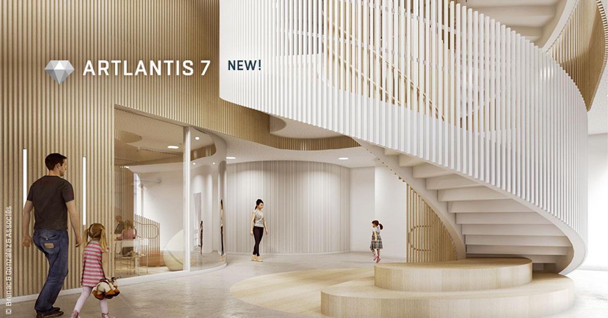 Artlantis 7