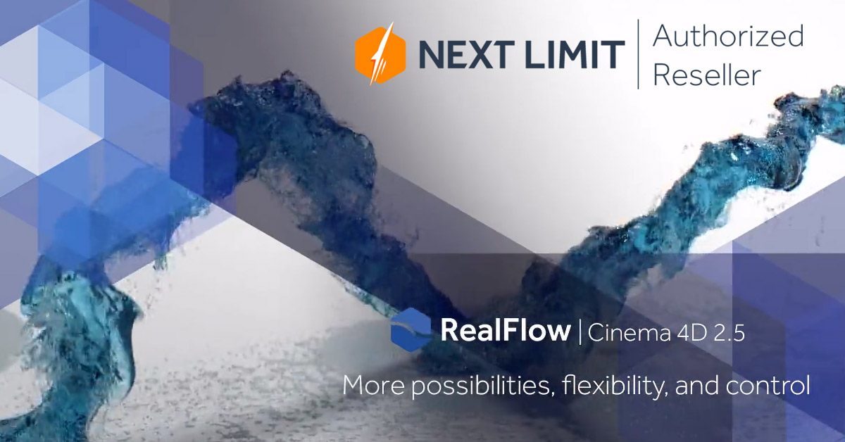 RealFlow Cinema 4D