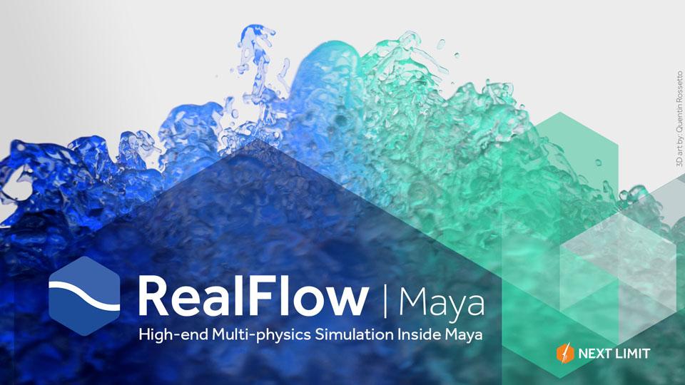 RealFlow Maya