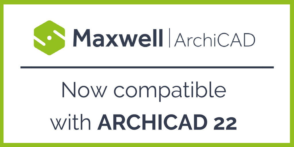 Maxwell ArchiCAD 22