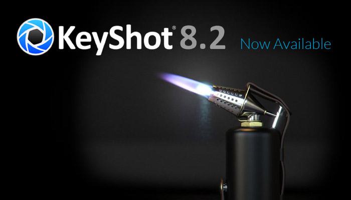 KeyShot 8.2