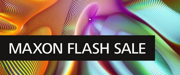 Cinema 4D Flash Sale