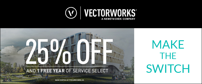 Vectorworks Make the Switch