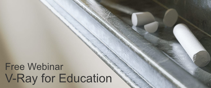 V-Ray for Education