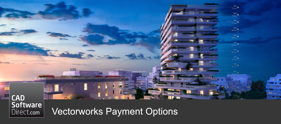 Vectorworks Payment Methods