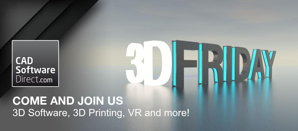 3D Friday