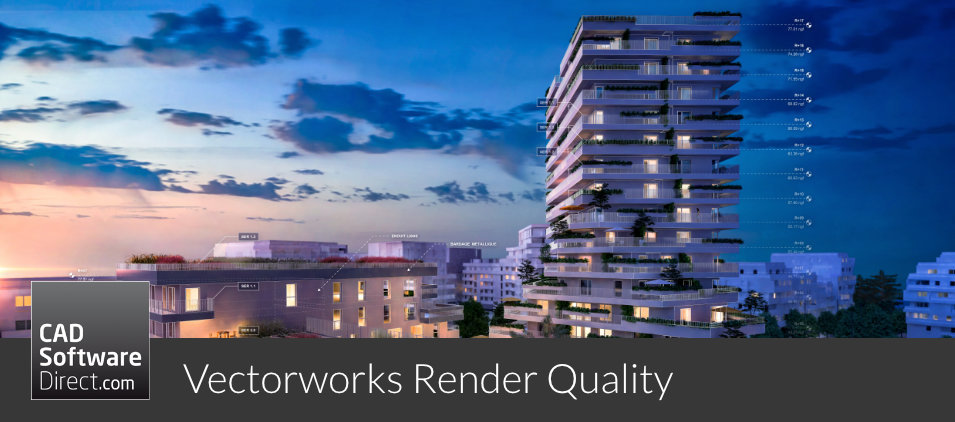 Vectorworks Render Quality