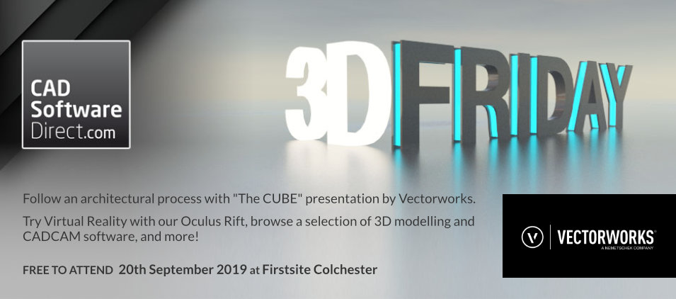 3D Friday Event