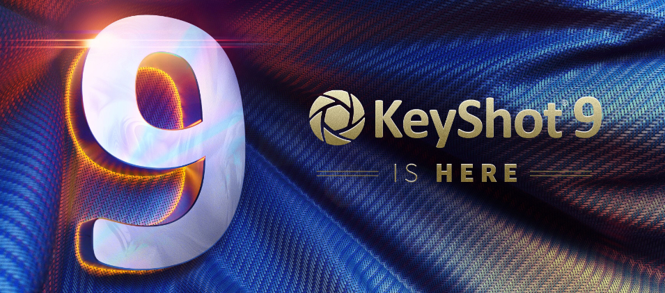 KeyShot 9.1