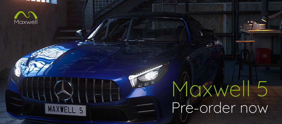 Maxwell 5 Upgrade