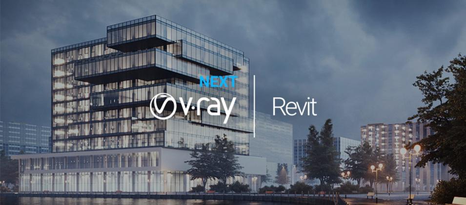 V-Ray Next for Revit