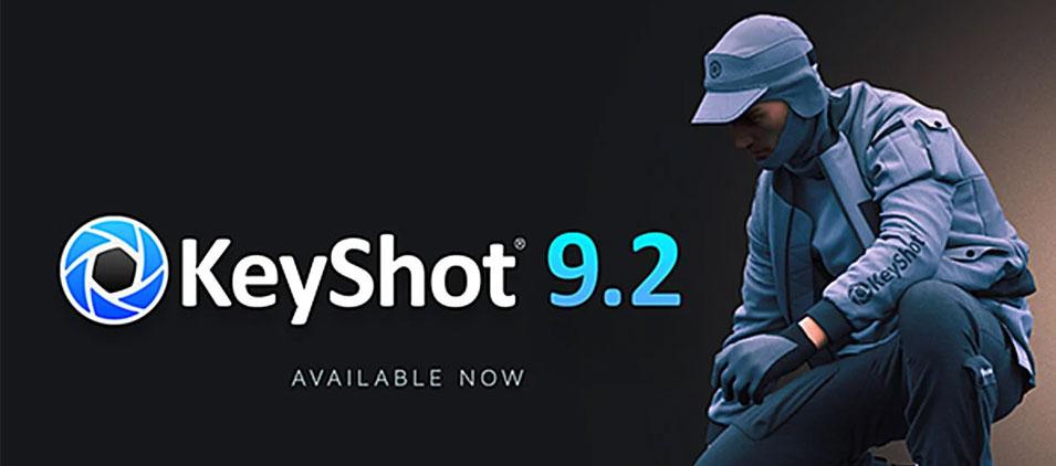 KeyShot 9.2