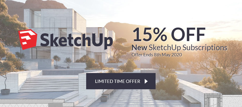 SketchUp Subscription Offer