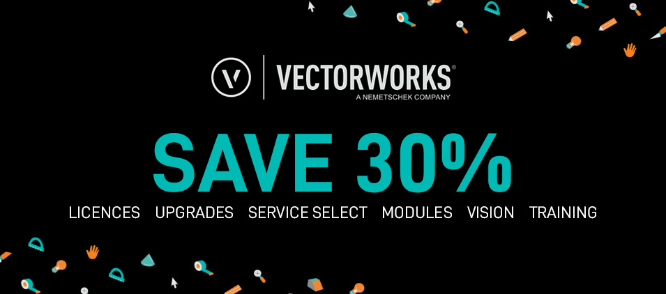 Vectorworks April Offer