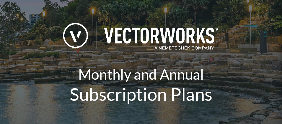 Vectorworks Subscription Plans
