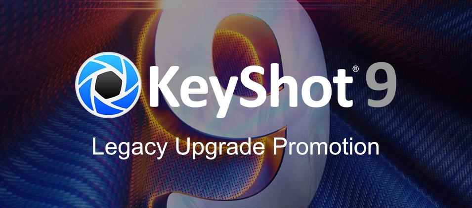 KeyShot 9 Legacy