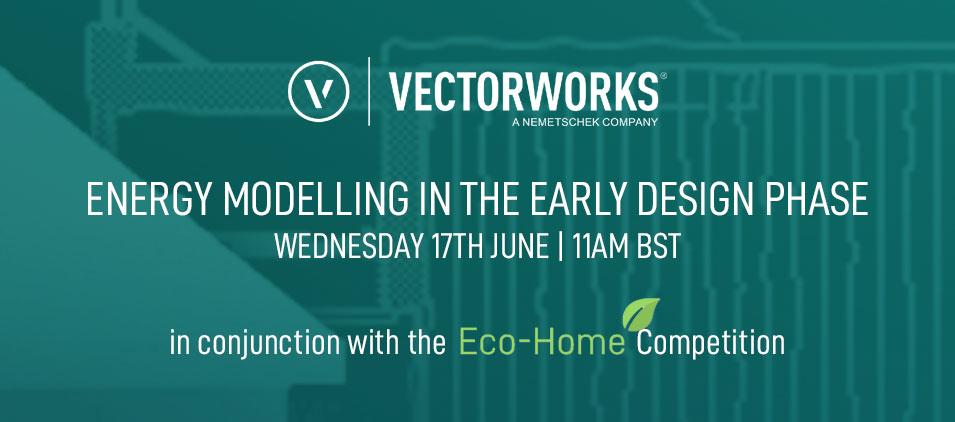 Vectorworks Energy Modelling Webinar