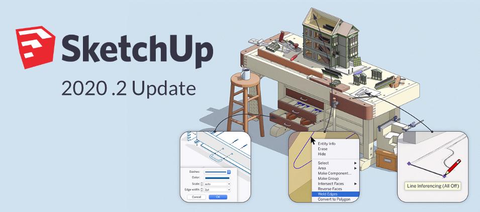 SketchUp 2020.2