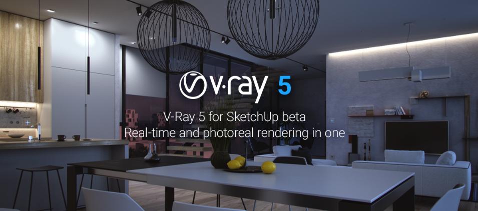 V-Ray 5 SketchUp