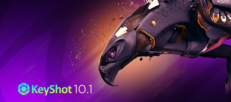 KeyShot 10.1