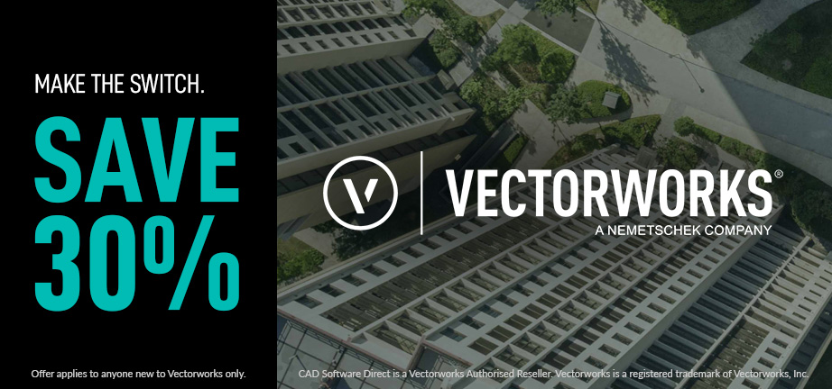 Vectorworks Switch Promo