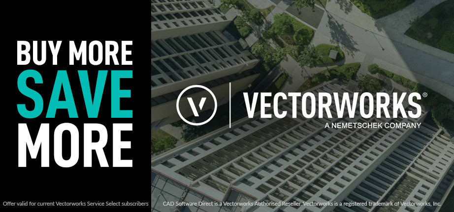 Vectorworks Buy More Save More