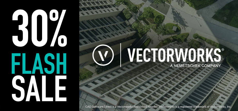 Vectorworks Flash Sale