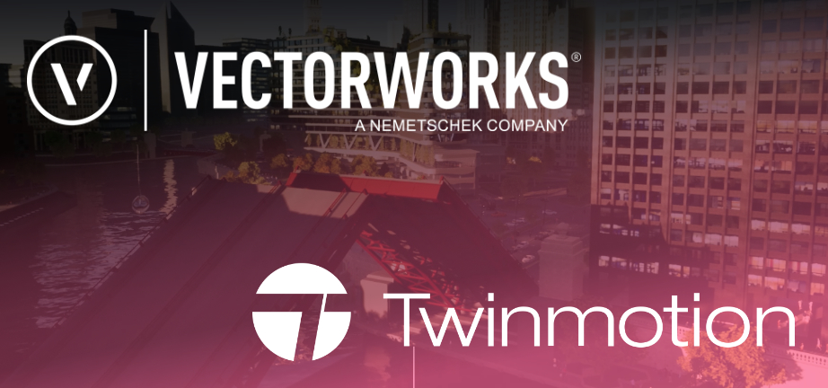 Importing Vectorworks to Twinmtion