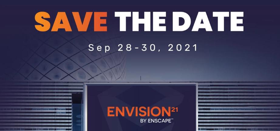 Enscape Envision 21